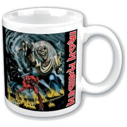 Iron Maiden Boxed Standard Mug: Number of the Beast